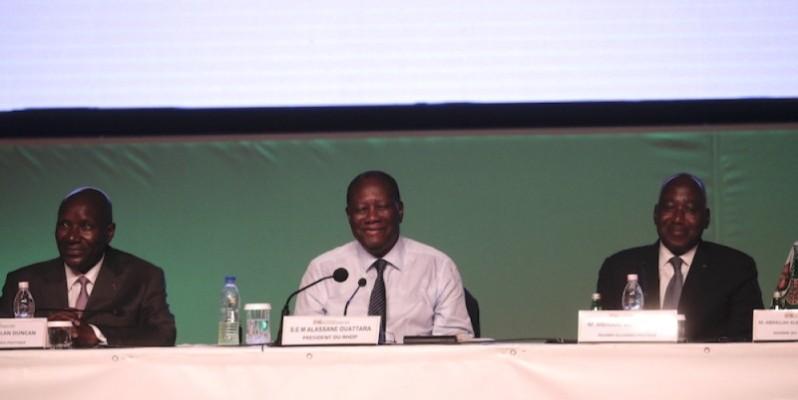 Le Rhdp a désigné, jeudi, son candidat. Ce sera le Premier ministre Amadou Gon Coulibaly. (DR)