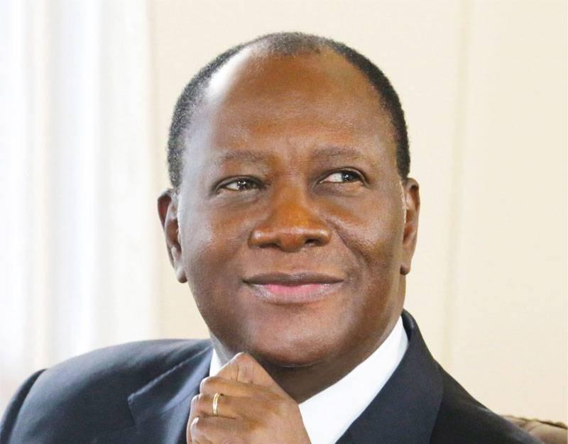 Le Président ivoirien Alassane Ouattara. (Photo : DR)