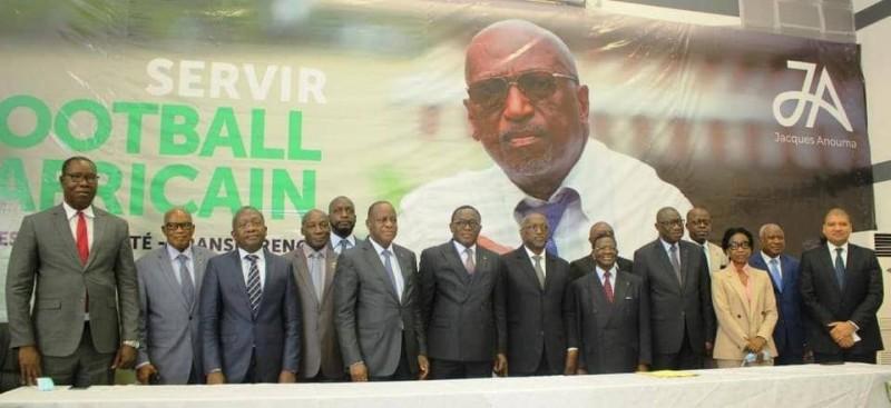 Le candidat de la Côte d'Ivoire a décidé de sortir la grosse artillerie, dès ce vendredi. (DR)
