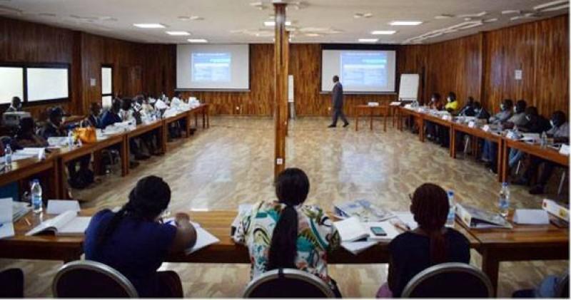 Les participants ont été invités à tirer le meilleur de la session de formation. (DR)