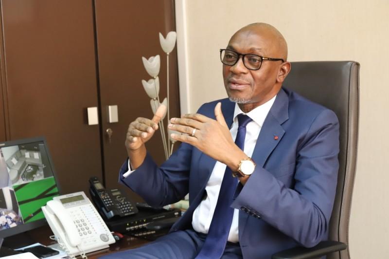 Pour le colonel Karim Coulibaly, directeur général de l'Académie régionale des sciences et techniques de la mer, il y a de l'espoir que la criminalité disparaisse un jour dans le golfe de Guinée. (DR)