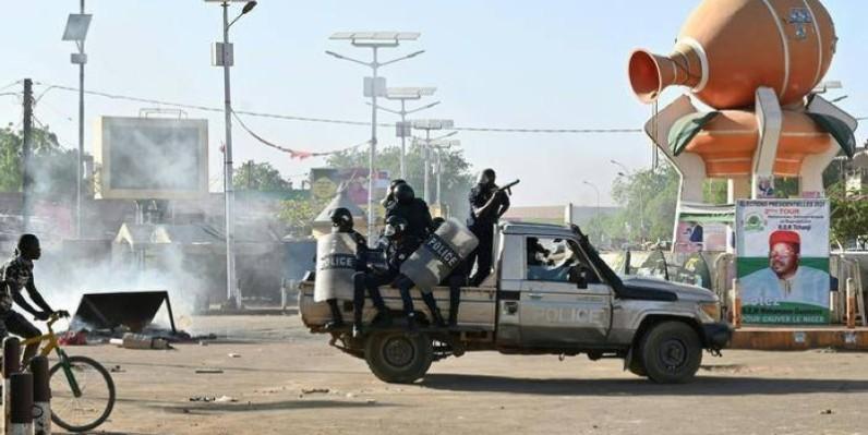 La tension toujours perceptible au Niger, après la proclamation  des résultats de la présidentielle. (Dr)