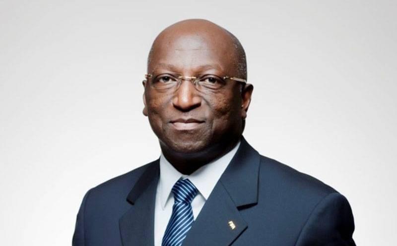 Jacques Anouma était candidat à la tête de la Caf. Il a retiré sa candidature, au dernier moment. (Dr)