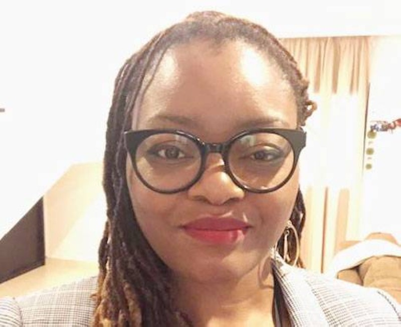 Mme Ngalamulume Bibola, coordinatrice du Pepfar à l'ambassade des États-Unis à Abidjan. (Photo : DR)