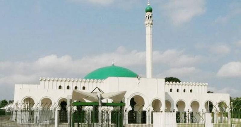 Une vue de la mosquée de la Riviera Golf. (DR)